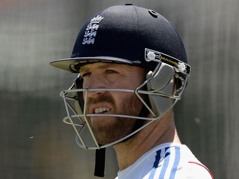 Matt Prior: Has vowed to win back his England place
