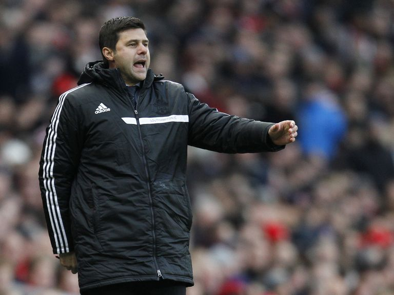 Mauricio Pochettino: Southampton manager not looking for signings