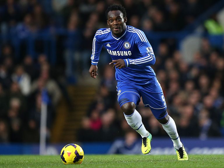 Michael Essien: Set to join AC Milan