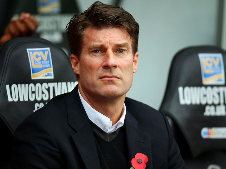 Michael Laudrup: Not leaving Swansea mid-season