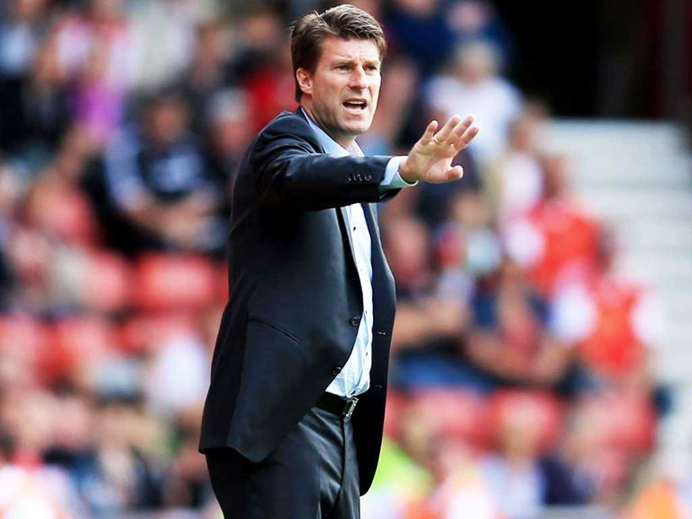 Michael Laudrup: Doesn't mind where points are won