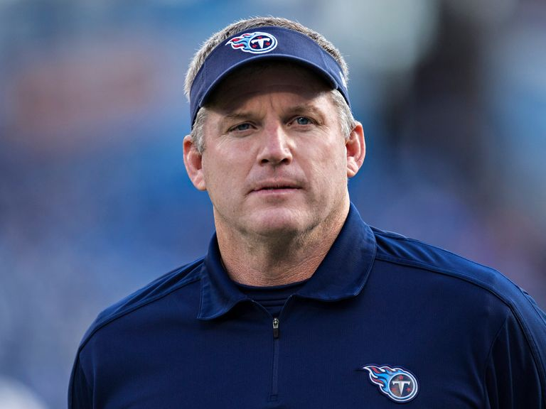 Mike Munchak: Will he stay in his job next season?