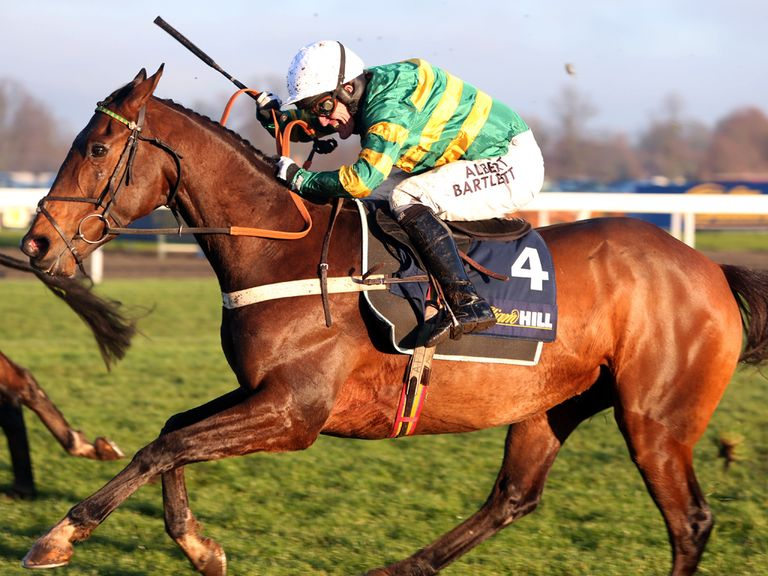 My Tent Or Yours: Firmly on target for the Champion Hurdle