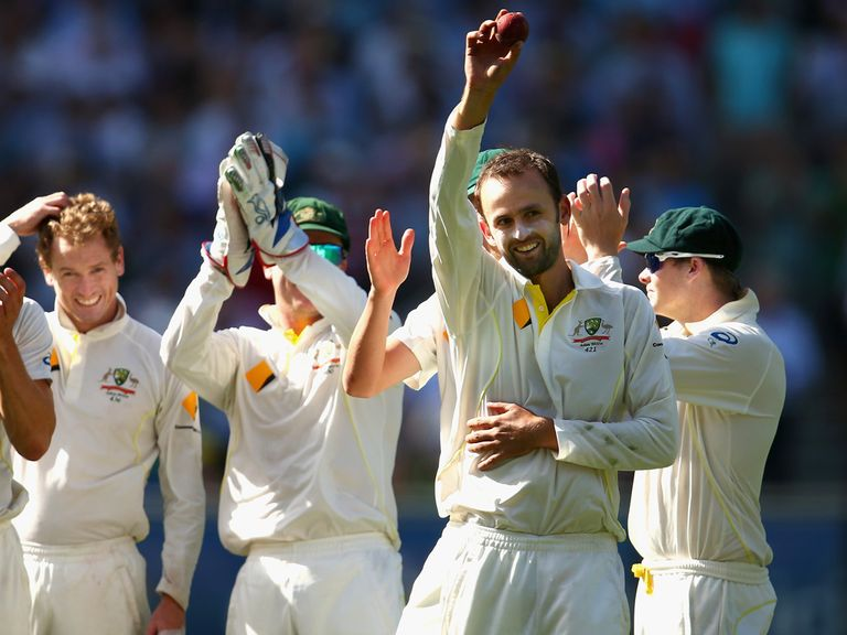 Nathan Lyon: Happy to go under the radar
