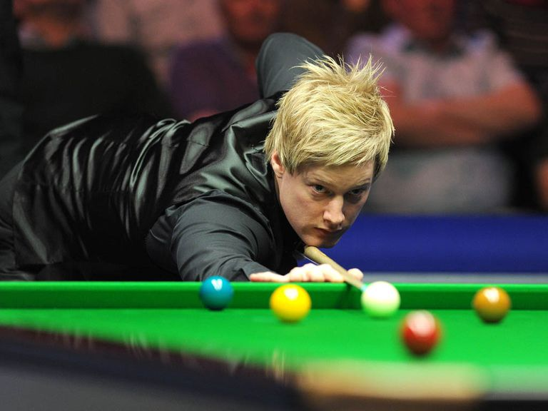 Neil Robertson won the UK Championship