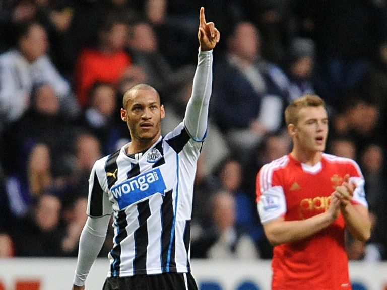 Newcastle can claim a 3-1 victory at Crystal Palace.