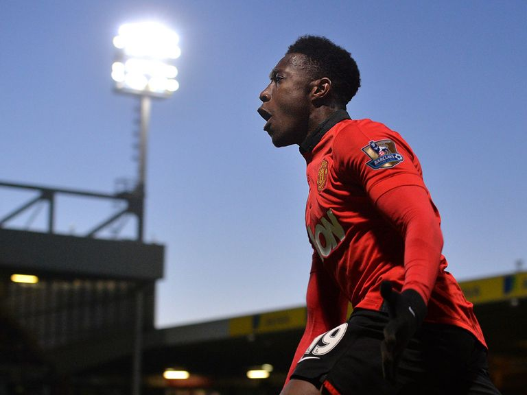 Danny Welbeck: Now has seven United goals this season