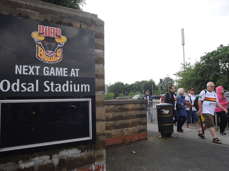 Bradford Bulls: Club now under new ownership