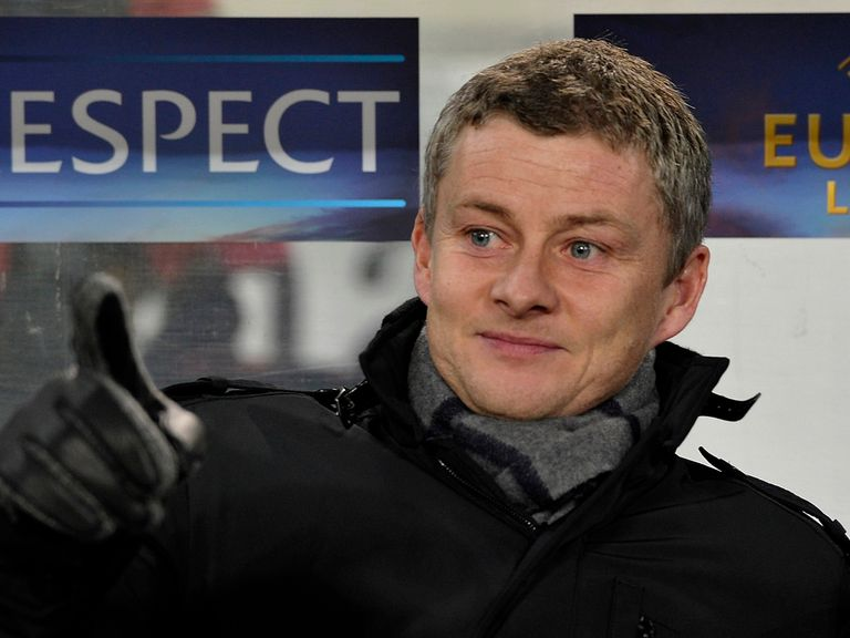 Ole Gunnar Solskjaer: Set to replace Mackay at Cardiff