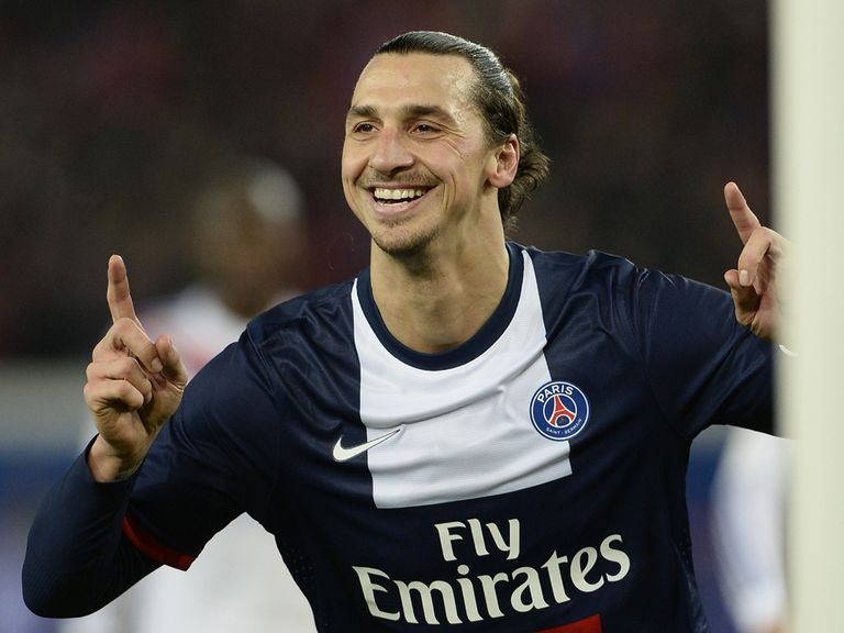 Zlatan Ibrahimovic: Was in awe of Celtic Park's atmosphere