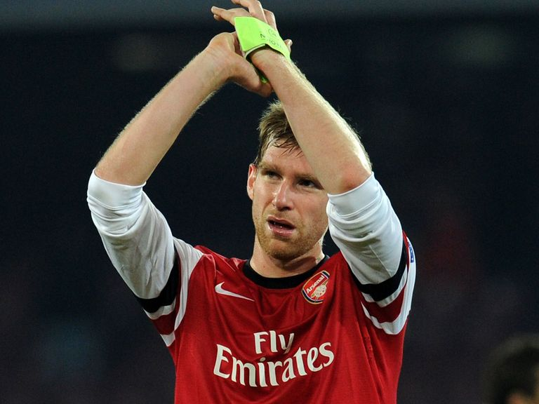 Mertesacker: Ready to face the best in Europe