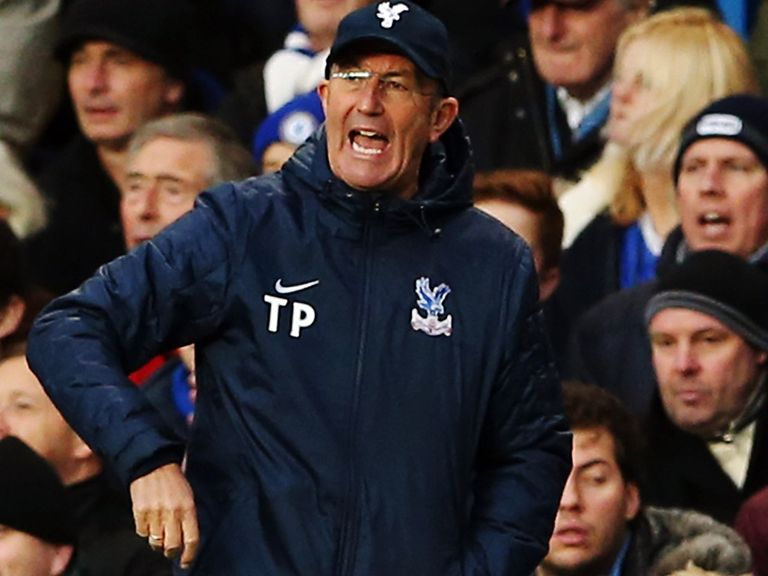 Tony Pulis: Expecting a tough match again Newcastle