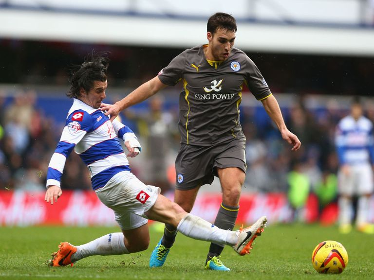 QPR were beaten by Leicester at Loftus Road