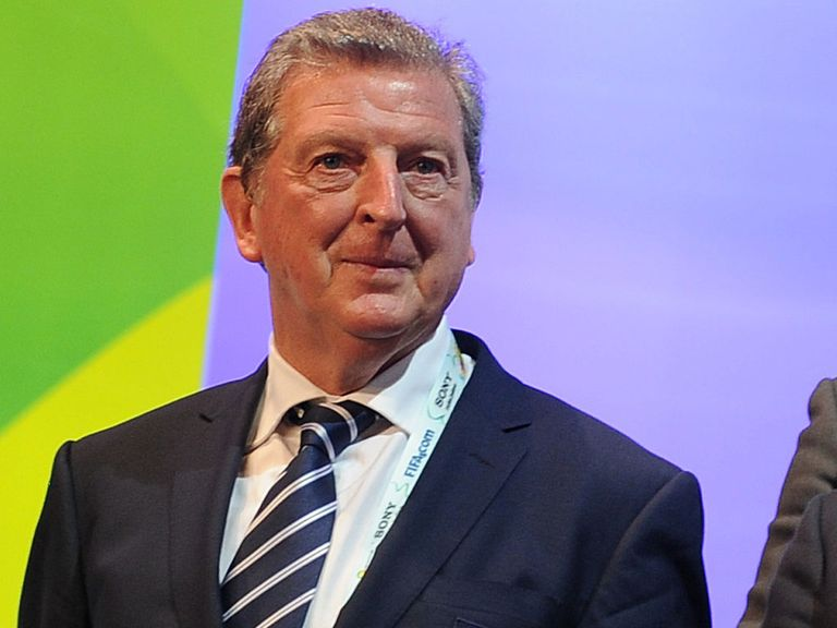 Roy Hodgson: Prepared to select inexperienced pair