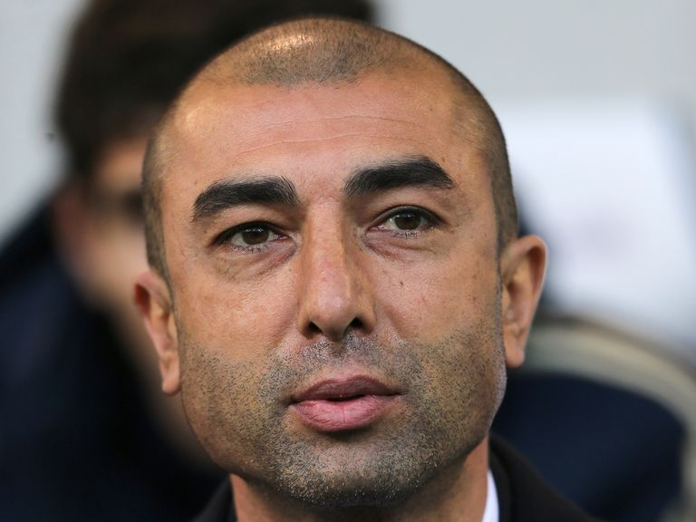 Roberto Di Matteo: Favourite to replace Steve Clarke