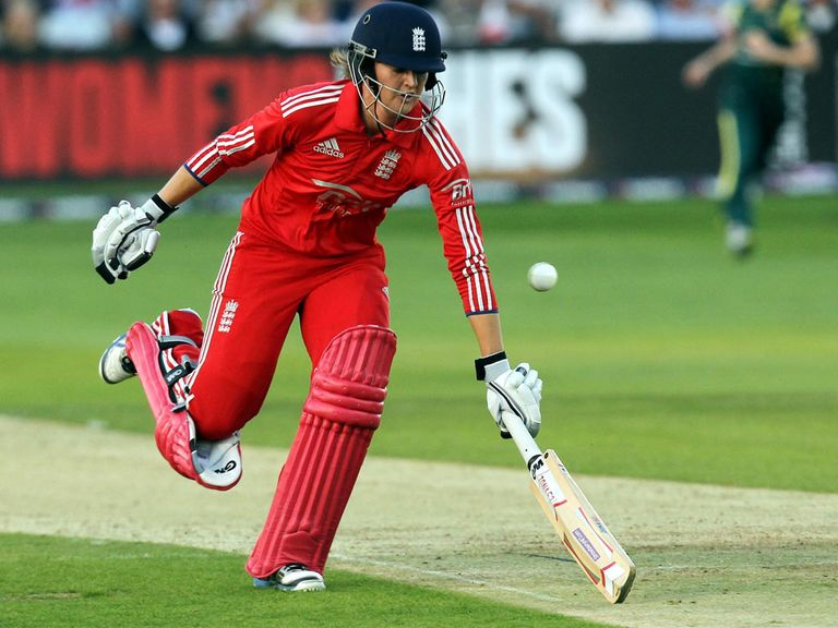 Sarah Taylor: Struggling with her own form