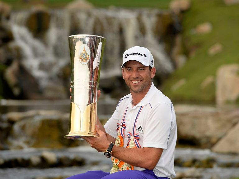 Sergio Garcia: Ended 2013 on a high