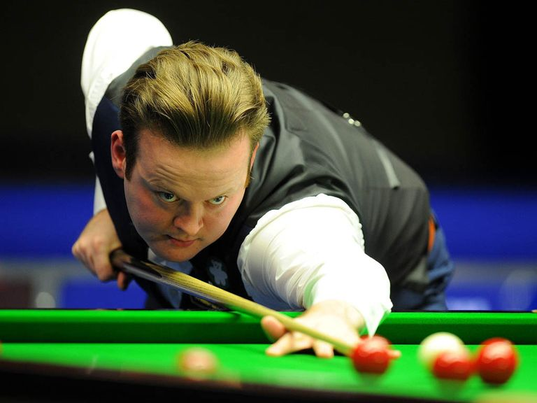 Shaun Murphy: First victory for 29 months