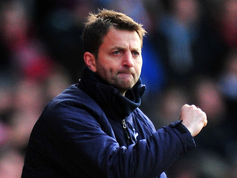 Tim Sherwood: Planning talks with the chairman