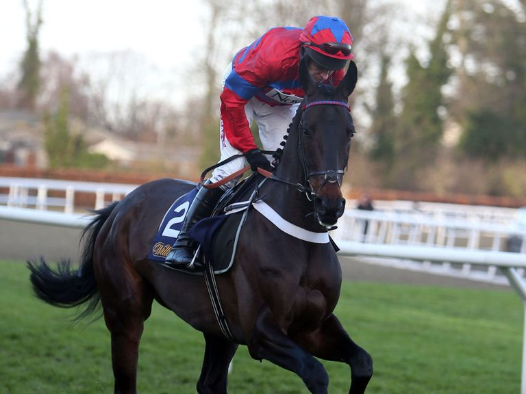 Sprinter Sacre: Big step forward