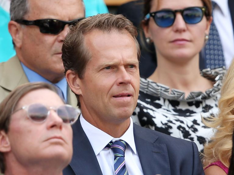 Stefan Edberg: Has joined Roger Federer's coaching team