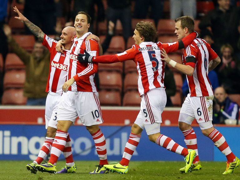 Stoke can enjoy more success against Liverpool