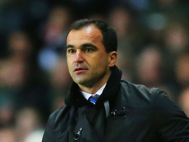 Roberto Martinez: Expects an immediate response after defeat