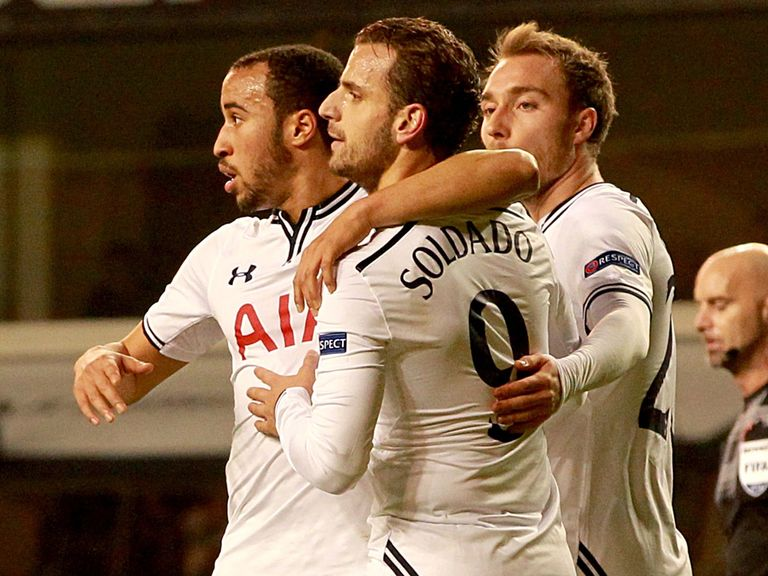 Tottenham host struggling West Brom at White Hart Lane