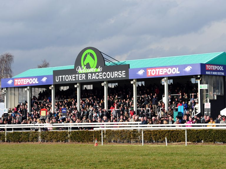 Uttoxeter: Saturday meeting washed away