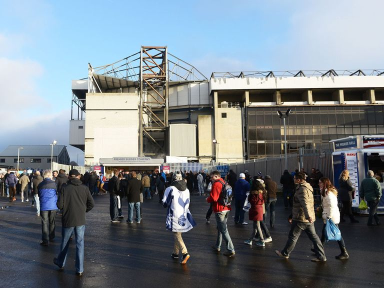 White Hart Lane: Spurs expected to leave ground