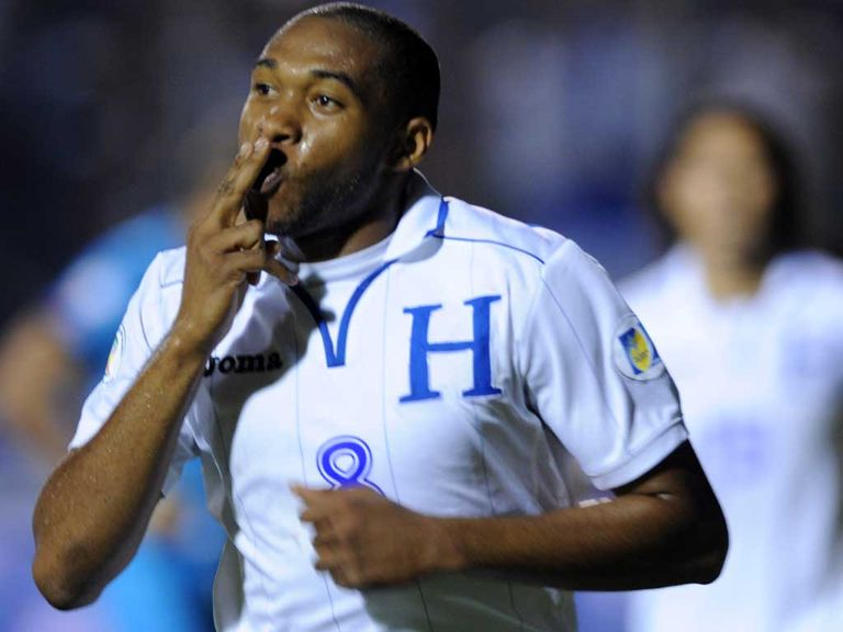 Wilson Palacios: Named in Honduras' World Cup squad