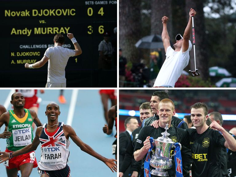 A selection of our favourite moments of 2013