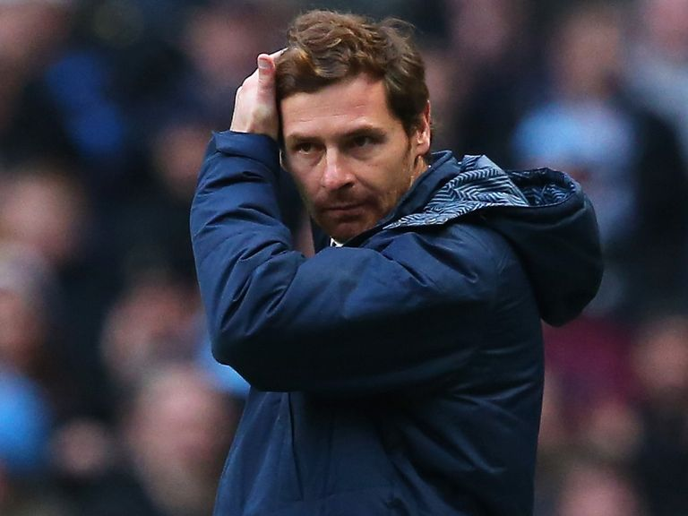 Andre Villas-Boas: Says Barca links are 'groundless'