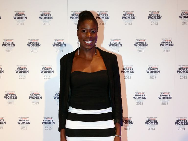 Christine Ohuruogu: Sunday Times and Sky Sports Sportswoman of the Year