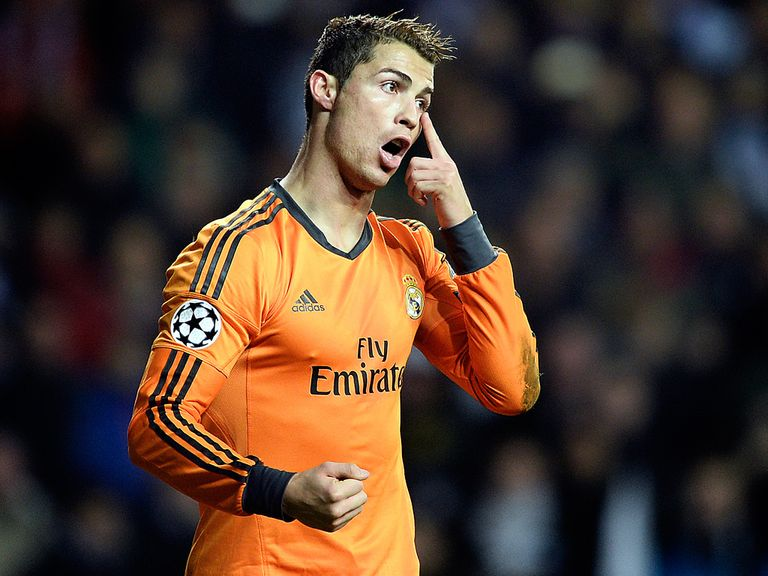 Cristiano Ronaldo: Real Madrid star wants to win the FIFA Ballon d'Or