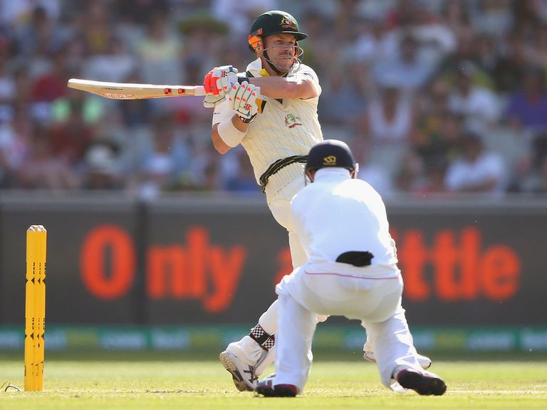 David Warner: 7/2 to top score for Australia in final Test