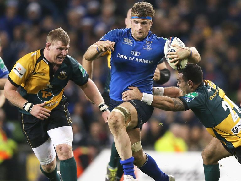 Jamie Heaslip: Has rejected two offers from France