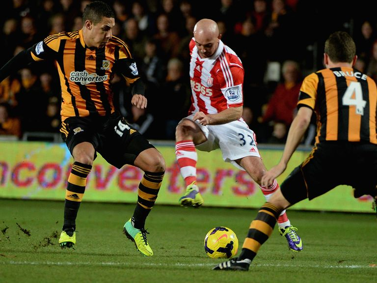 Hull kep another clean sheet against Stoke