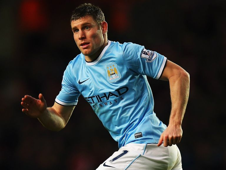 James Milner: Has one more year left on his City contract