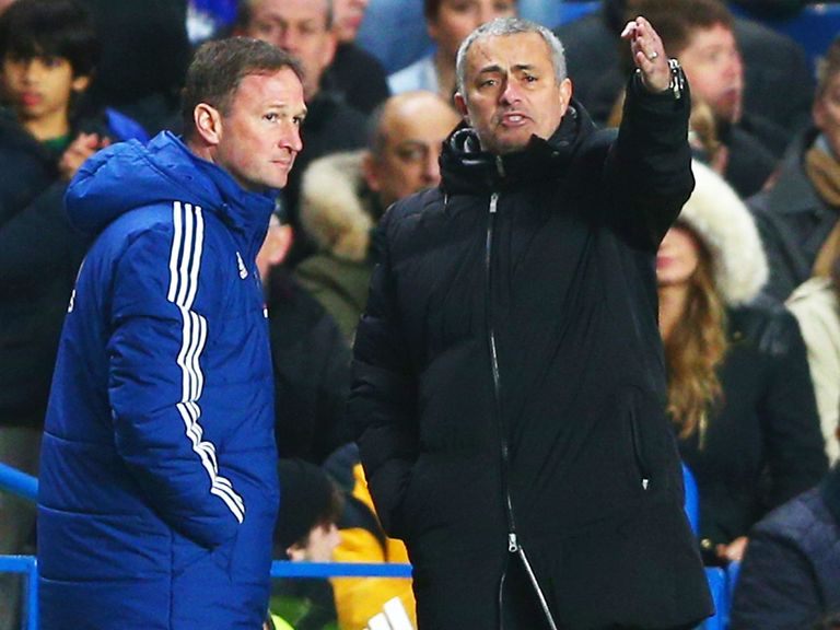 Jose Mourinho: Demanding more goals from his Chelsea side