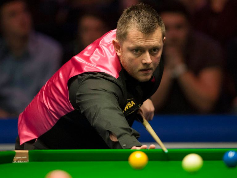 Mark Allen: Struggling for form