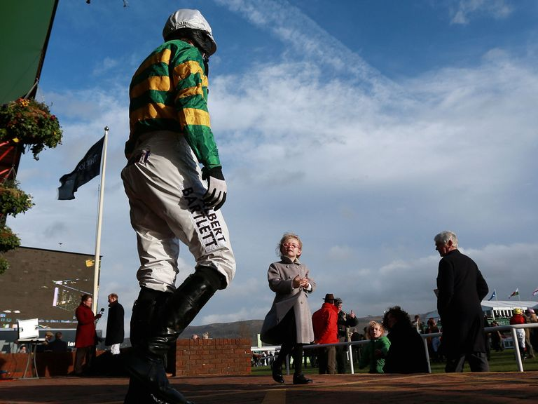 AP McCoy: Rides Merry King for Jonjo O'Neill