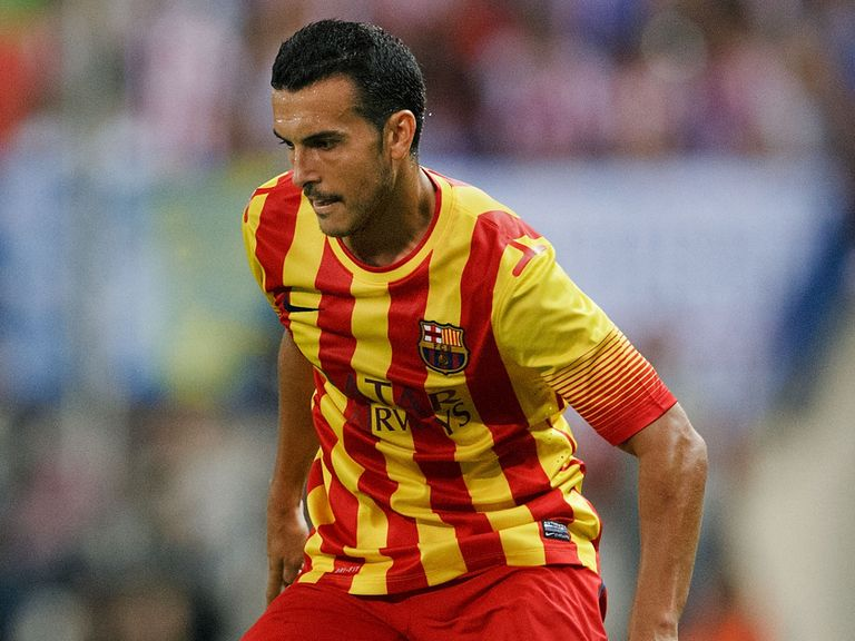 Pedro: Backing Barcelona to get good result