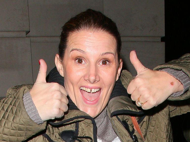 Sam Bailey: Bookmakers give songstress the thumbs up