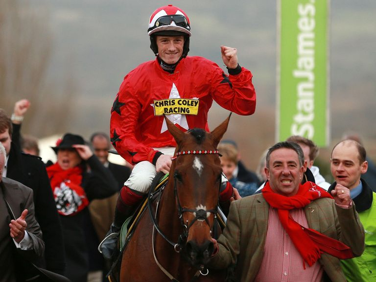 Sam Twiston-Davies has joined Paul Nicholls' team