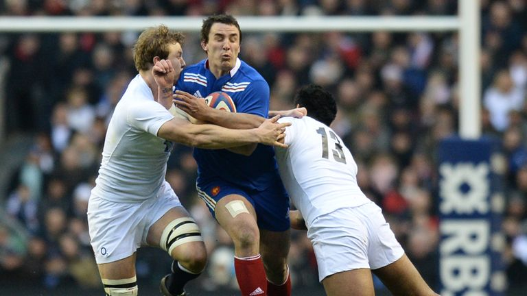 Louis Picamoles: France forward back for Ireland game