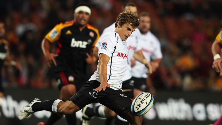 Lambie: key man for Sharks