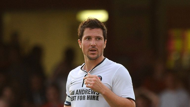 Yann Kermorgant: Hat-trick on full debut