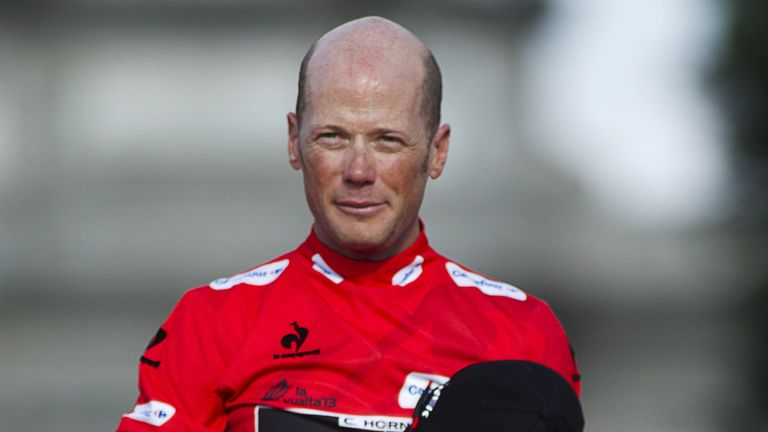 Chris Horner: oldest winner in Grand Tour history at 2013 Vuelta