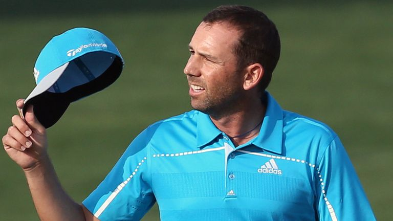 Sergio Garcia: back into world's top 10 for first time since 2009